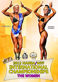 2012 NABBA/WFF International Championships: Women