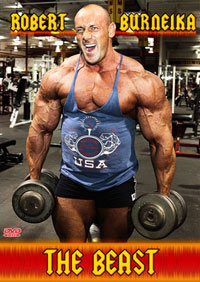 "IFBB Pro - Robert ""The Beast"" Burneika"