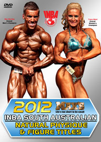 2012 INBA SA Natural Physique & Figure Titles