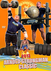 2013 Arnold Strongman Classic - Powerlifting