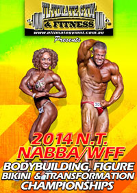 2014 N.T. NABBA/WFF Bodybuilding Championships