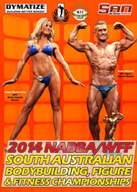 2014 NABBA/WFF SA Bodybuilding, Figure and Fitness Championships