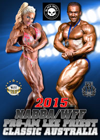 2015 NABBA/WFF Lee Priest Pro-Am Classic