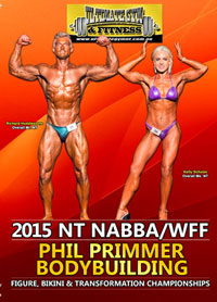 2015 NT NABBA/WFF Phil Primmer Classic