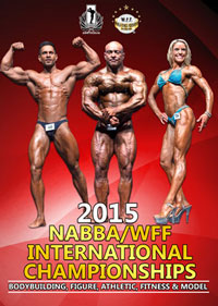 2015 NABBA/WFF International Championships