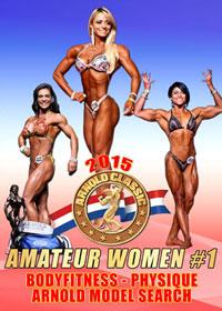 2015 Arnold Classic Amateur Women #1