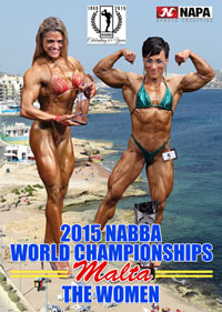 2015 NABBA World Championships - The Women: Judging and Show