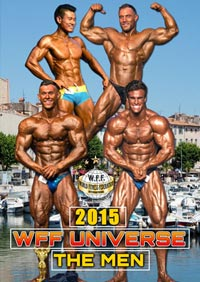 2015 WFF Universe - The Men [PCB-916DVD]