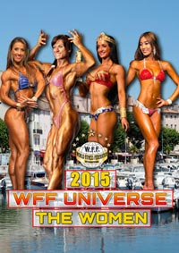 2015 WFF Universe - The Women [PCB-917DVD]