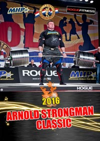 2016 Arnold Strongman Classic