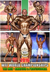 2016 WFF World Championships - The Men