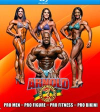 2017 Arnold Classic Australia - On Blu-ray