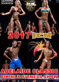 2017 ICN Adelaide Classic: Bikini and Fitness Show