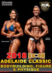 2018 ICN Adelaide Classic [PCB-992DVD]