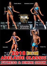 2018 ICN Adelaide Classic Fitness and Bikini Show