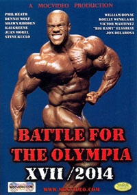 2014 Battle For The Olympia