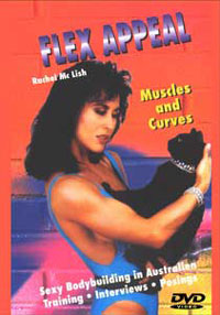 Rachel Mc LISH - Flex Appeal - Muscle and Curves [PCB-010DVD]
