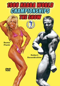 1988 NABBA World Championships - The Show
