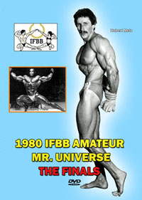 1980 IFBB Amateur Mr. Universe - The Finals