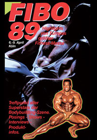FIBO '89: Galaxy of Physique Stars