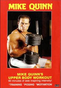 Mike Quinn - Upper Body Workout [PCB-051DVD]
