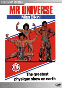 1983 Mr. and Miss NABBA UNIVERSE - Platinum Edition