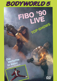 FIBO \'90 - Bodyworld # 5 [PCB-064DVD]