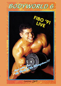 FIBO \'91 Bodyworld # 6 [PCB-065DVD]