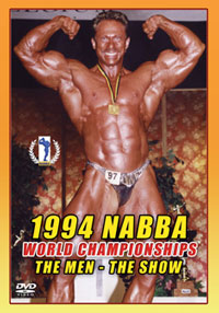 1994 NABBA World Championships: The Men - The Show
