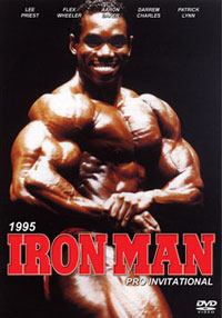 1995 IFBB Iron Man Pro Invitational