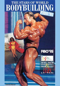 FIBO '95 Stars Of World Bodybuilding