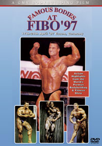 Famous Bodies at FIBO \'97 [PCB-093DVD]