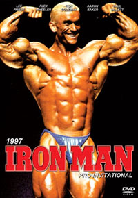 1997 IFBB Iron Man Pro Invitational