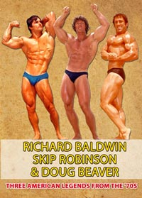Richard Baldwin, Skip Robinson and Doug Beaver