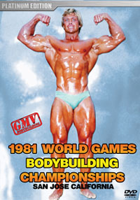 1981 World Games Bodybuilding Championships