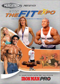2005 The FitExpo - California's Premier Fitness Event