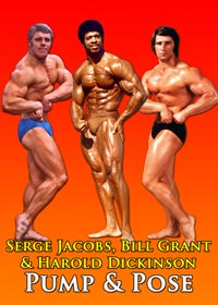 Serge Jacobs, Bill Grant and Harold Dickinson - Pump and Pose
