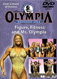 2004 Ms. Olympia/Fitness Olympia/Figure Olympia