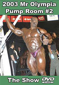 2003 Mr Olympia Pump Room #2 - The Show