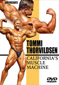Tommi Thorvildsen - California's Muscle Machine