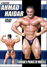 Ahmad Haidar - Florida's Prince of Muscle