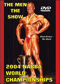 2004 NABBA World Championships: Men - The Show