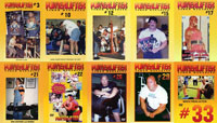 POWERLIFTER VIDEO MAGAZINE - MEGA DEAL
